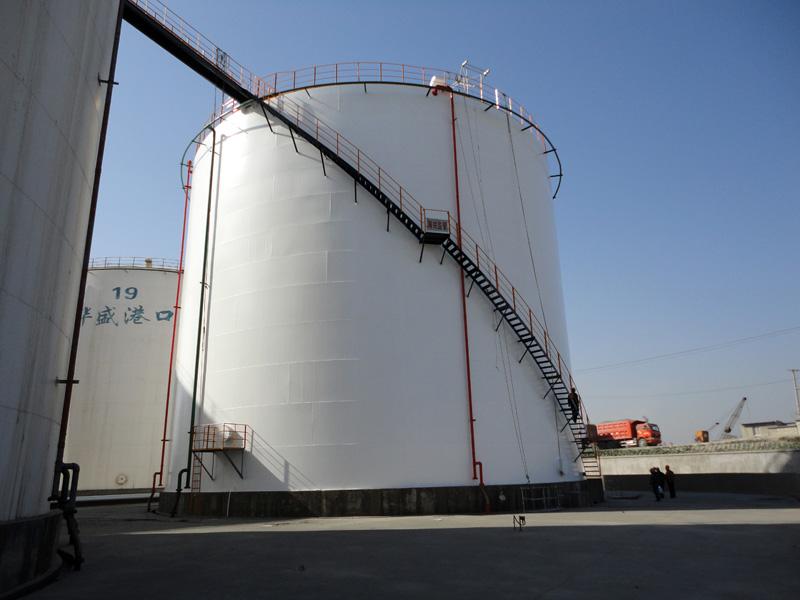 江苏南通中海油储罐(一)