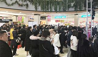 大连佳兆业广场全市独家同步直播支付宝2017口碑狂欢节