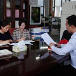 书香门第商业物业服务管理有限公司关于《员工行为规范管理办法》深入学习