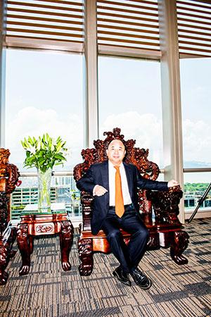实现中国梦的三位富豪