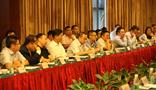 共建正威科技城 郑州航空港深圳智能终端企业家座谈会在深圳举行