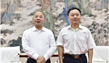 Governor and Deputy Secretary of the Anhui Provincial Party Committee, Li Guoying held talks with Amer Group Chairman Wang Wenyin