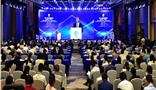China-ASEAN Business Leaders Forum was held in Nanning, Amer International Group Chairman Wang Wenyin made a speech