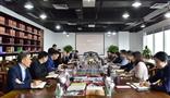 深圳市税务局党委委员、副局长项清率团莅临正威集团考察调研