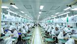 正威新疆智能终端生产线试投产成功