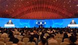 創新創業創造 邁向制造業新時代——集團董事局主席王文銀應邀出席2019世界制造業大會 并在大會主旨論壇上發表演講
