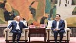 5357cc拉斯维加斯华中总部落户武汉 湖北省委常委、武汉市委书记王忠林为正威助推武汉疫后重振和高质量发展点赞